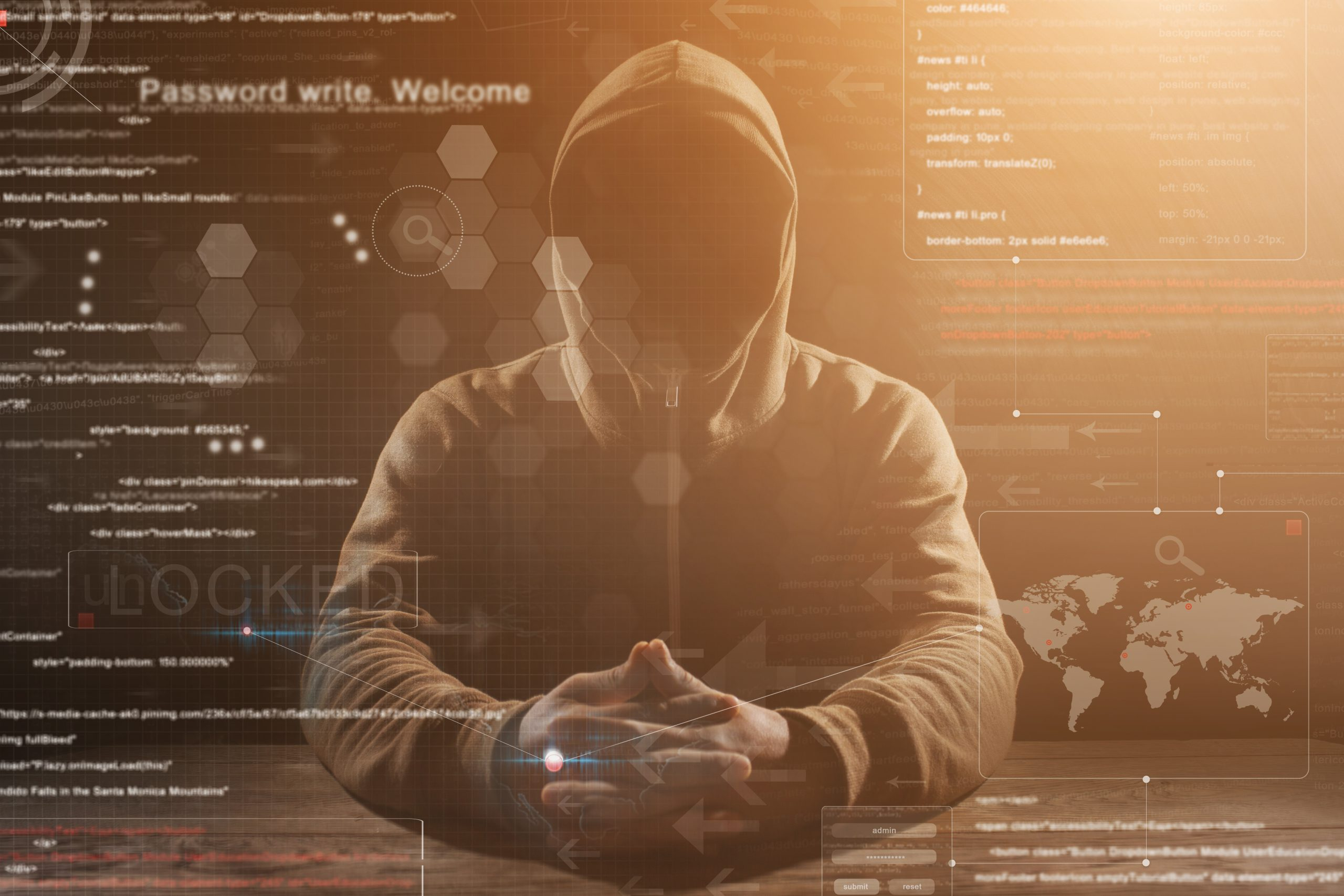 Hacker Banner